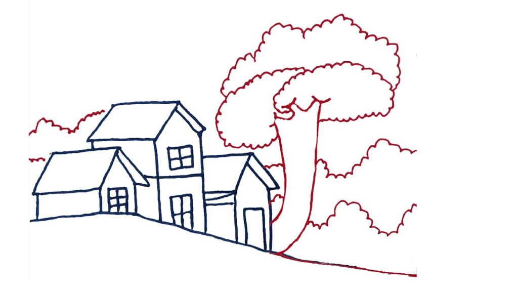 Easy Landscape Drawing For Kids Simple Landscapes To Draw Especially, the ones that are not so endowed with artistic skills. easy landscape drawing for kids